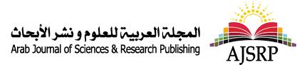 مجلة العلوم الطبيعية و الحياتية والتطبيقية